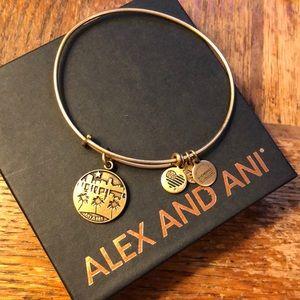 Alex and Ani Jewelry - Alex and Ani Miami Charm Bangle